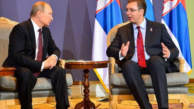 Putin traži da se poštuje Rezolucija 1244, Vučić traži da se na Kosovu da nešto i Srbiji!