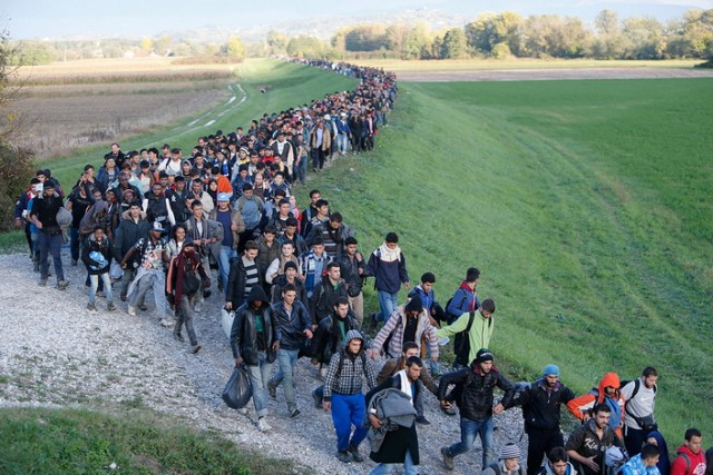 EUROPE-MIGRANTS/SLOVENIA
