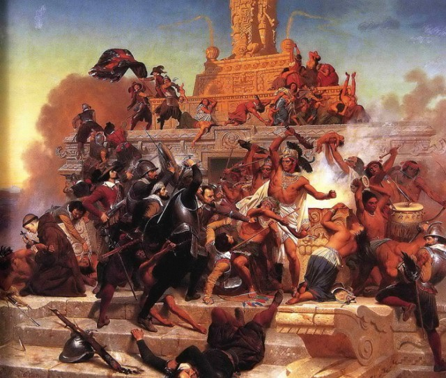 meksiko asteci indijanci