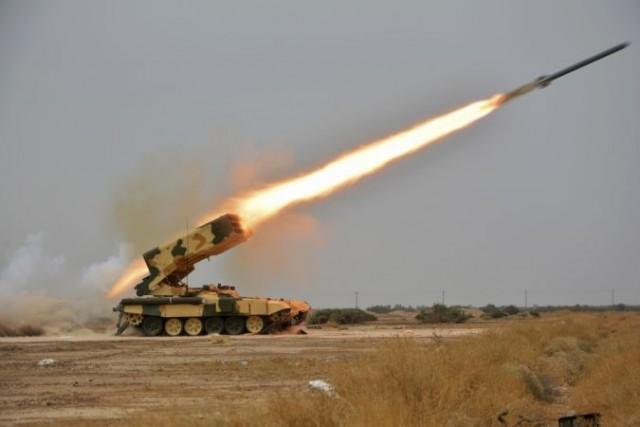 tos-1a raketa lanser