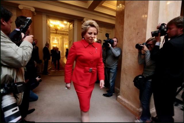 """Matvijenko prenela Vučiću pozdrave Vladimira Putina: """"Srbija da ostane nezavisna i suverena zemlja"""""""