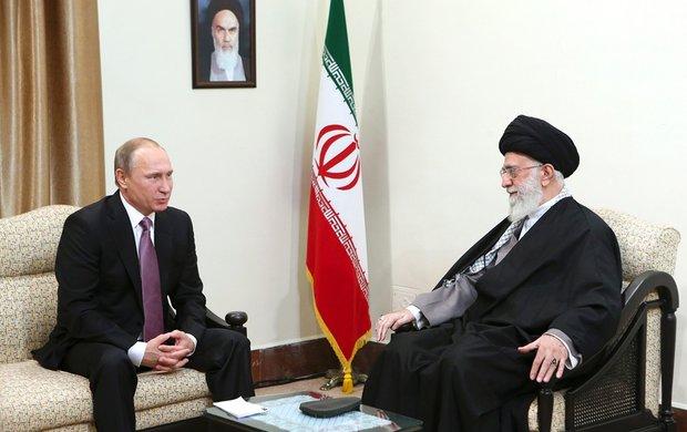 ali-khamenei-vladimir-putin hamnei iran rusija