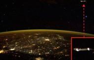 Neočekivani susret: Astronaut fotografisao vanzemaljski brod – VIDEO