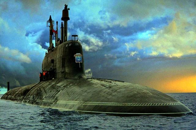 rusija podmornica