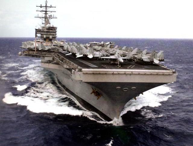 Vašington i Peking na korak od rata, Tramp šalje nosač aviona u Južno kinesko more