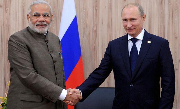 putin modi briks rusija indija