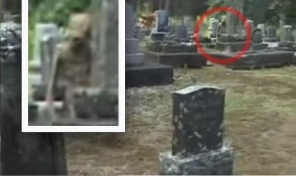 vanzemaljac groblje