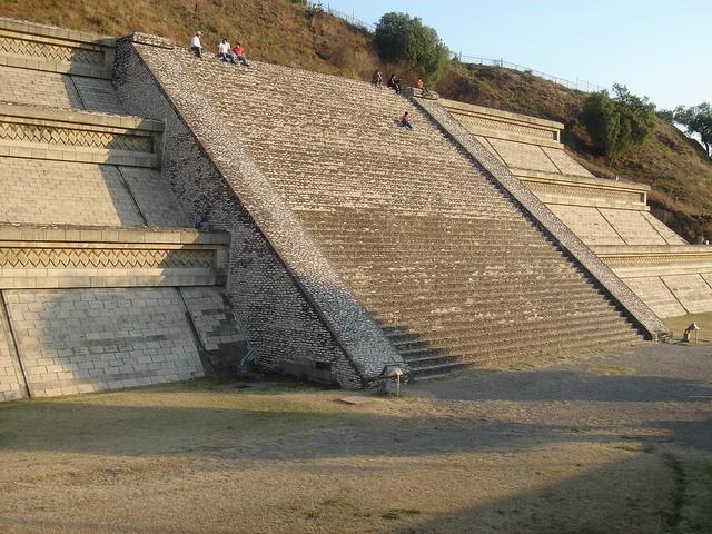 velika piramida colula meksiko