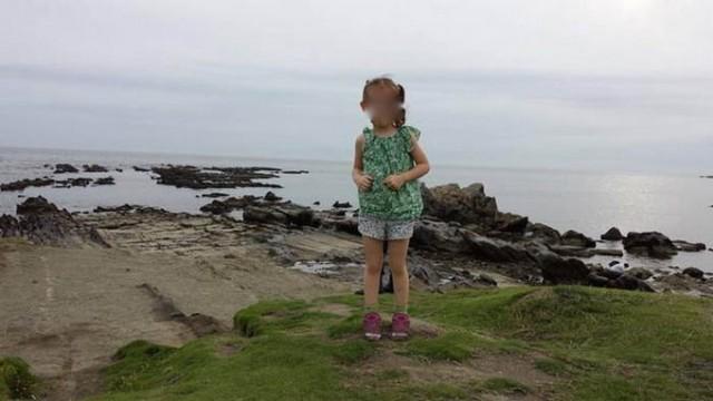 devojcica duh slika more