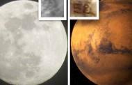 Šokantno: Broj 58 posle Meseca pronađen uklesan i na Marsu – Video