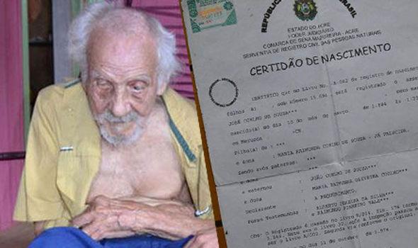 najstariji covek na svetu