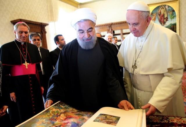 papa franja vatikan