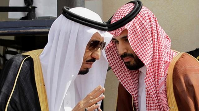saudijska arabija princ muhamed bin salaman kralj