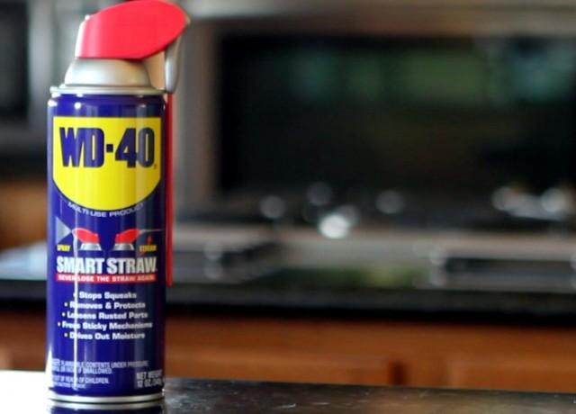 sprej wd 40 kuhinja domacinstvo podmazivanje lubrikant