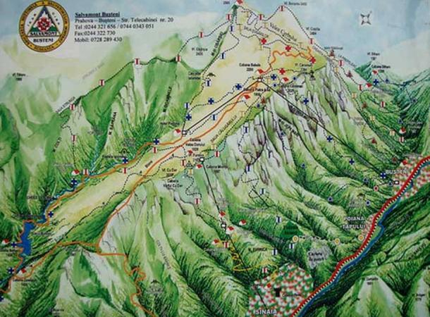 rumunija bucedji planina