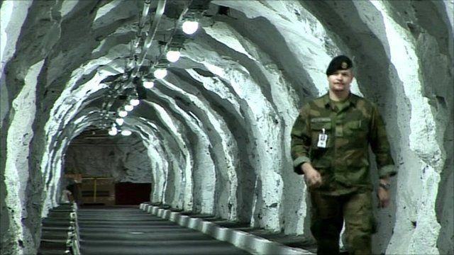 """Otkriven tajni projekat američke vojske """"Ledeni crv"""""""