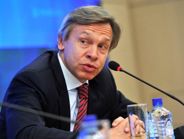 Aleksej Puškov: SAD ne mogu da se nose ni sa sobom, ni sa svetom