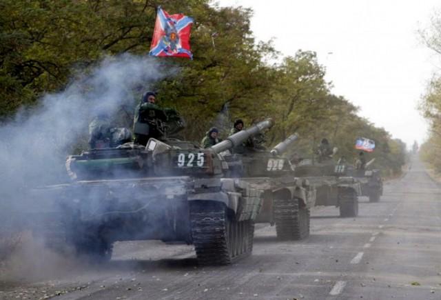 Pre šest godina Kijev je krenuo na Zapad i nastala je Novorusija