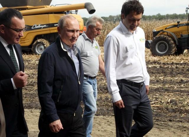 Dogodilo se nešto što nisu planirali – Rusija je zbrisala sankcije i postala lider u proizvodnji hrane – Evo šta je Putin uradio …