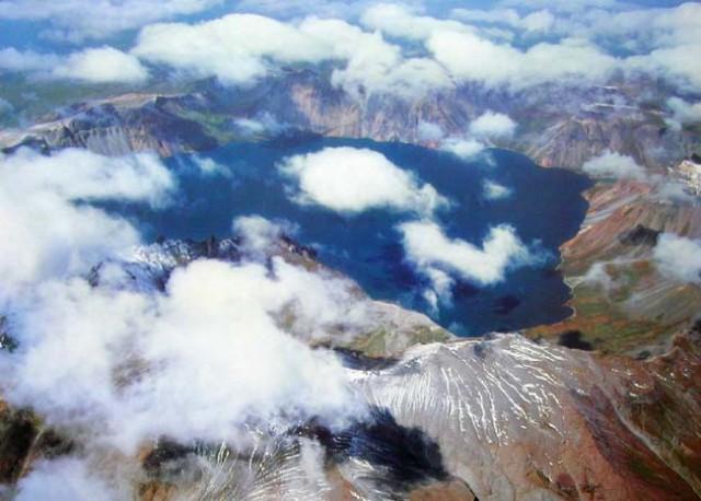 Maunt Pektu