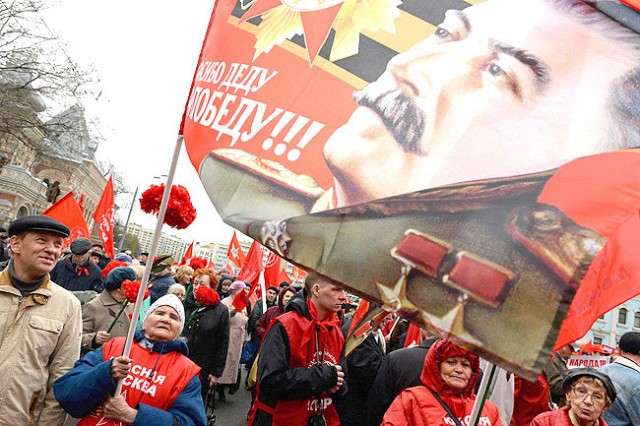 RUSSIA-MAY1-PROTEST-LABOUR