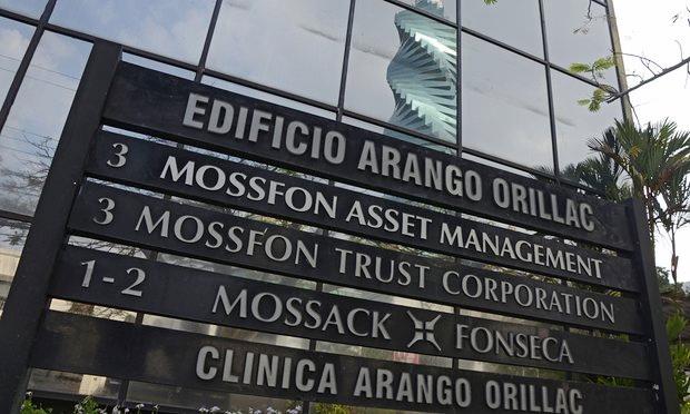 the Mossack Fonseca