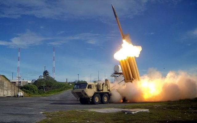 Missile Defense Agency FTO-01 Flight Test