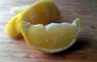Ovo je razlog zašto treba da zamrzavate limun