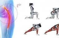 Ove jednostavne vežbe će vam eliminisati hronični bol usled išijasa