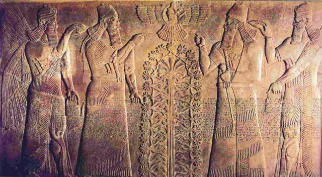 Anunnaki Gods - Iraq