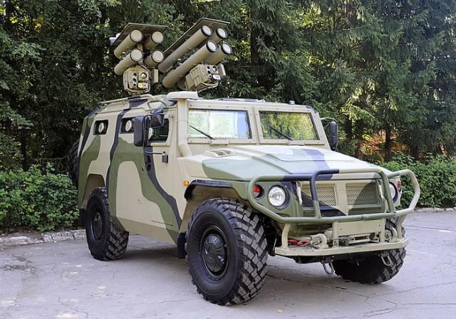 """Posle udara ruskog """"Korneta"""" od tenka ostaje samo prašina – VIDEO"""