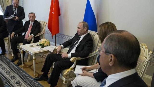 Vladimir Putin,Recep Tayyip Erdogan