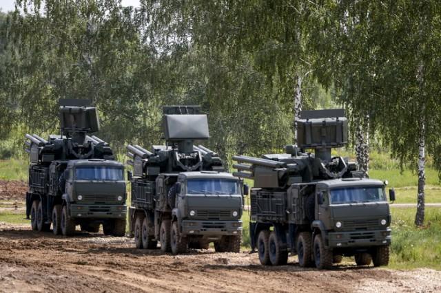 """U Srbiju stigao drugi deo ruskih raketnih sistema """"Pancir-S1"""""""