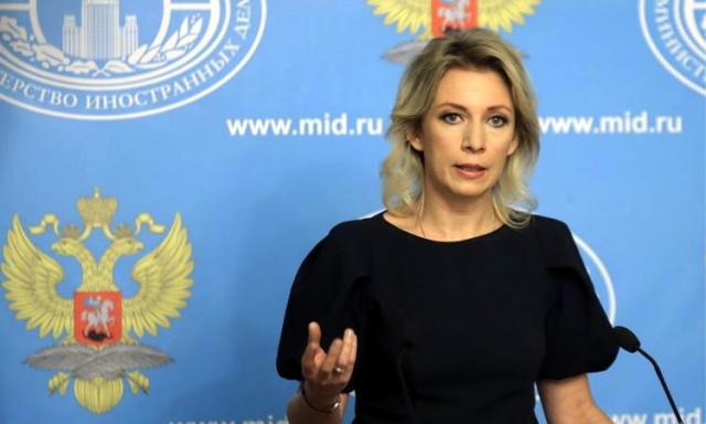 Zaharova: Provokacija pred važnu posetu