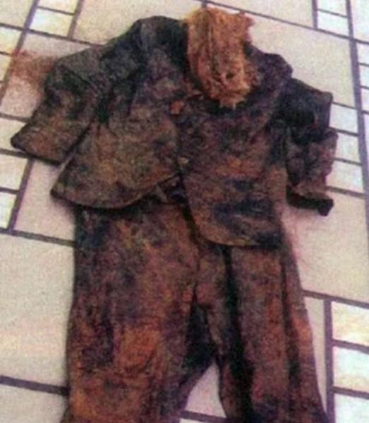 Odelo u kojem je Hitler umro u 95. godini