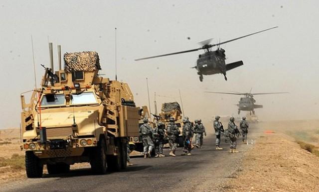 Američka vojska napustila bazu u Siriji – Znaju ko će doći – Ostavili poruke za Ruse … VIDEO