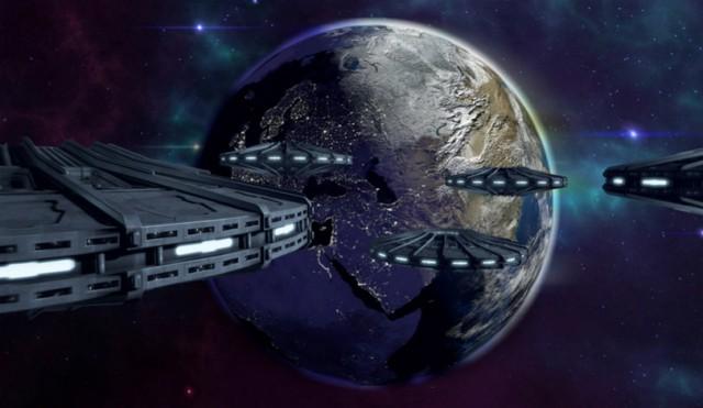 NLO flota snimljena tokom supermeseca bi mogla da dokaže da su vanzemaljci na Mesecu – VIDEO