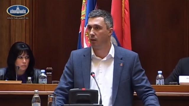 Obradović: Jasno da Božović, Mićunović, Šutanovac imaju sporazum s režimom