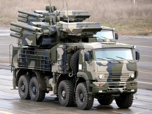 """Novi ruski raketni sistem """"Pancir-S1"""" stigao u Srbiju"""