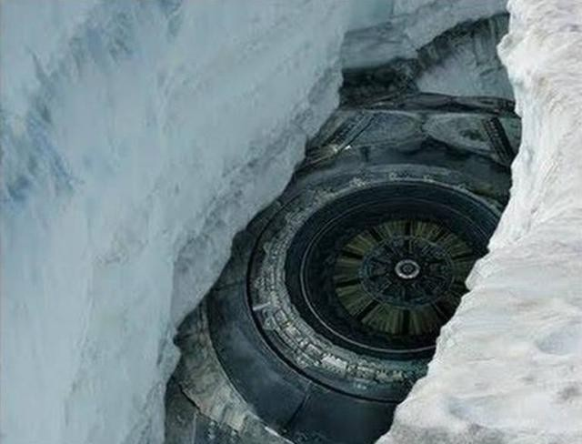Rusi pronašli dokaz da su Anunaki postojali na Antarktiku