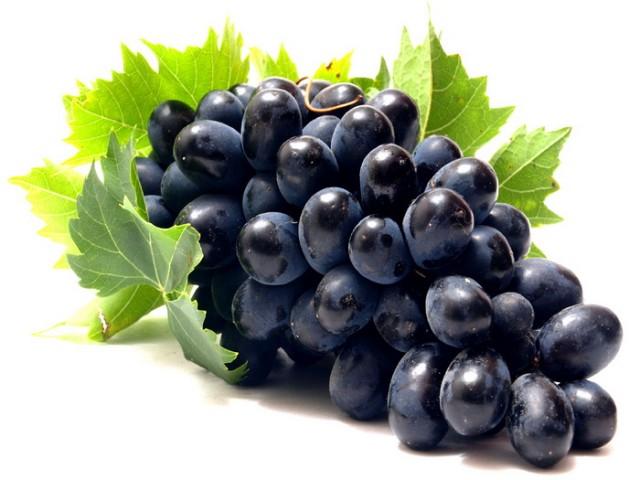 Recept ruske narodne medicine: Očistite jetru grožđem