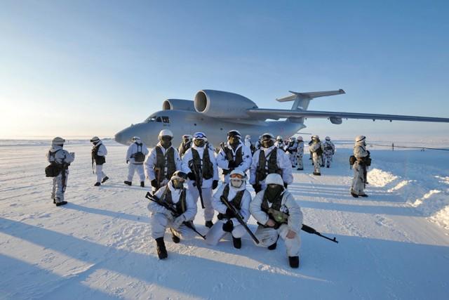 Najveći rizik direktnog sukoba Rusije i Amerike je na Arktiku – EVO ŠTA SE DOGAĐA