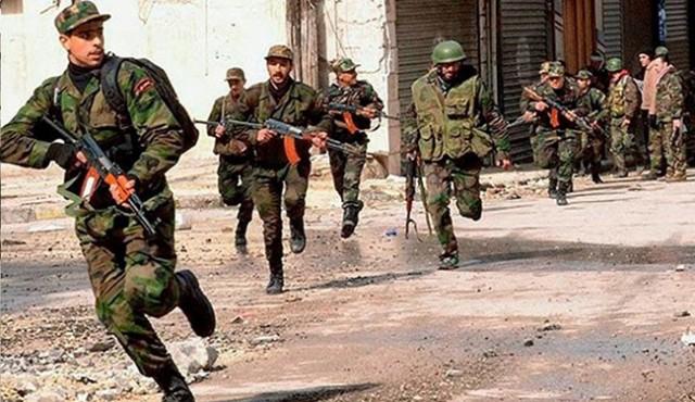 Asadova vojska nezadrživa: Odbrana džihadista u južnom Idlibu slabi