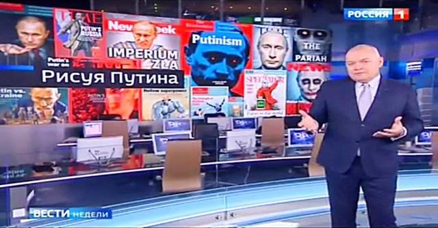 ONO ŠTO ZAPAD NIKADA NEĆE SHVATITI: Zašto ruski mediji hitro i ažurno izveštavaju o opsesivnoj mržnji Zapada prema Putinu