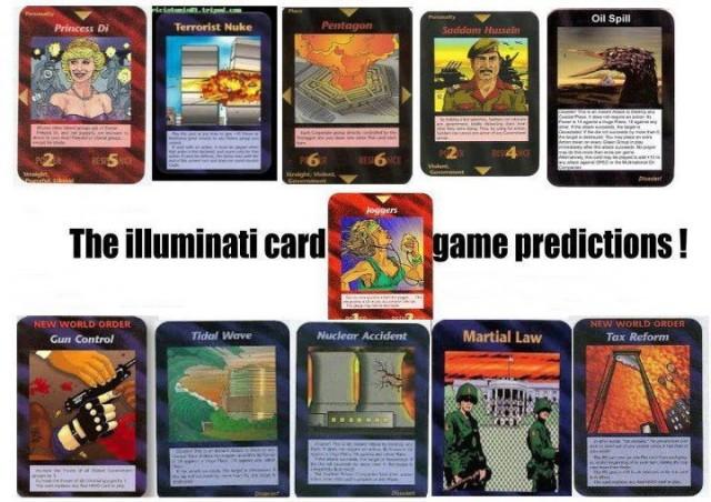 SABLASNA IGRA VIDI BUDUĆNOST: Kartaška igra Iluminati ima loša predviđanja za Donalda Trampa