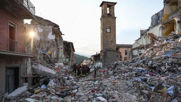 OTKRIVENA STRAŠNA ZAVERA: Razorni zemljotresi u Italiji nisu bili prirodni, evo šta ih je izazvalo …