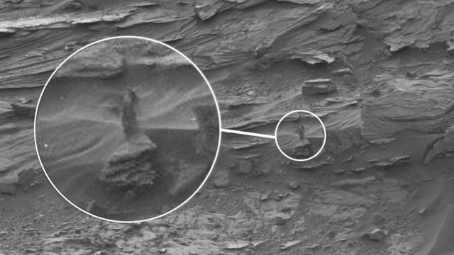 7 najjezivijih stvari viđenih na Marsu