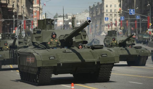 Udeo modernog naoružanja u ruskoj vojsci dostigao je nivo od preko 68 procenata