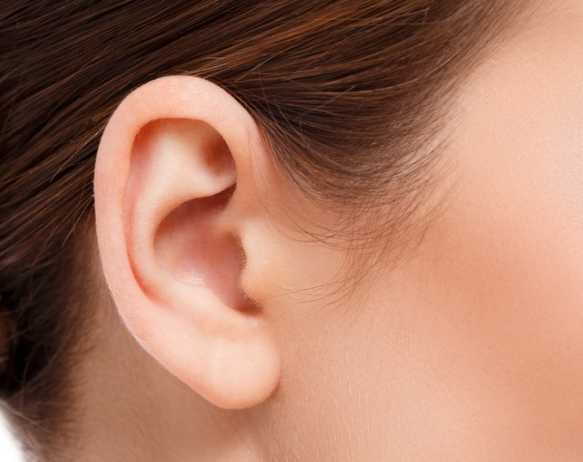 ear closeup