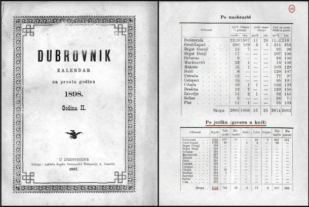 Dubrovacki kalendar